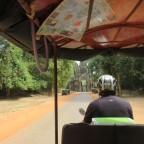 Tuktuk No. 2 mit Mr. Dim